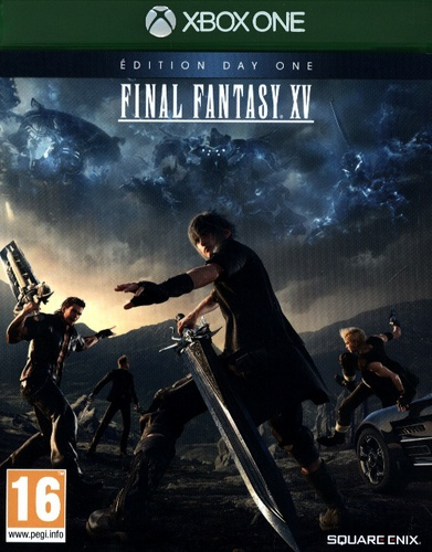 Final Fantasy XV Day One Edition [XONE]
