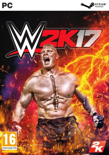 WWE 2K17 [Code in a Box]