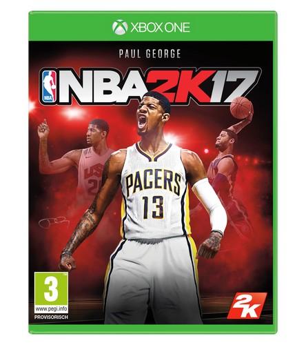 NBA 2K17 [XONE]