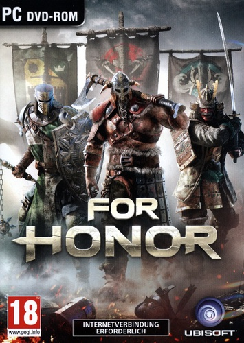 For Honor [DVD]