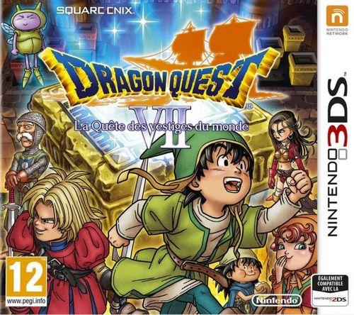 Dragon Quest VII : La Quête des vestiges du monde