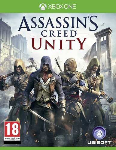 Assassins Creed Unity [XONE]