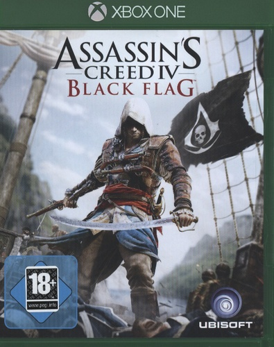 Assassins Creed 4 [XONE]