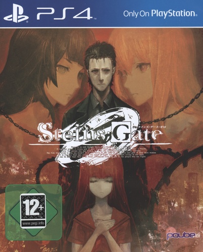 Steins Gate Zero [PS4] (E/d)