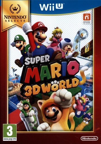 Nintendo Selects : Super Mario 3D World