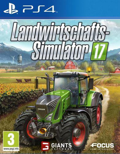 Landwirtschafts-Simulator 17 [PS4]