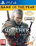 The Witcher 3: Wild Hunt - GOTY [PS4]