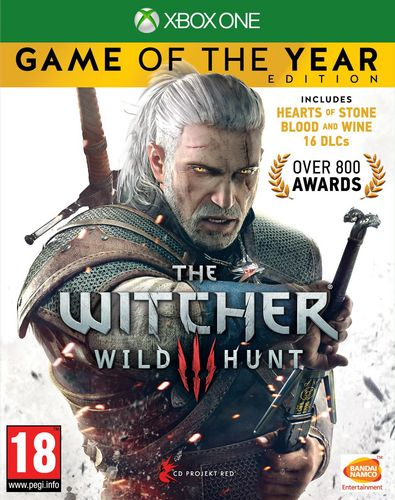 The Witcher 3: Wild Hunt - GOTY [XONE]
