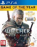 The Witcher 3 : Wild Hunt - GOTY [PS4]