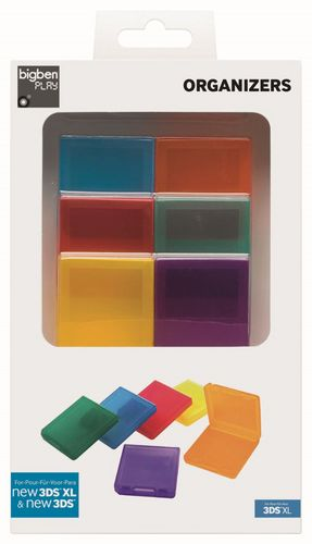 Game Organizer - assorted