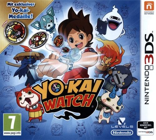 Yo-Kai Watch - Special Edition inkl. Medaille
