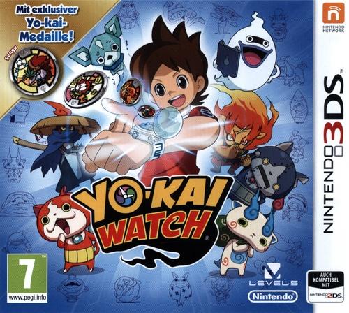 Bild Yo-Kai Watch - Special Edition inkl. Medaille