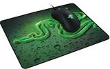 Razer Abyssus Gaming Mouse and Goliathus Speed Bundle