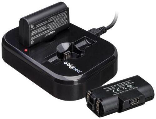 Dual Charger incl. 2 Battery Packs - black [XONE]