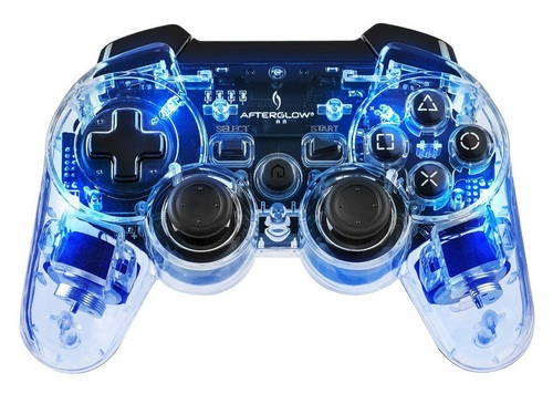Afterglow Wireless Controller - blue