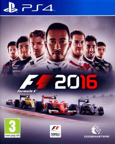 F1 2016 [PS4]