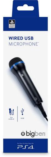 Mikrofon - black [PS4]