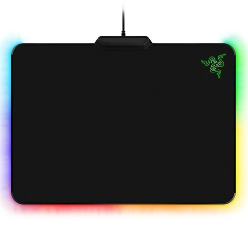 Razer Firefly - Cloth Edition Illuminated Gaming Mousepad