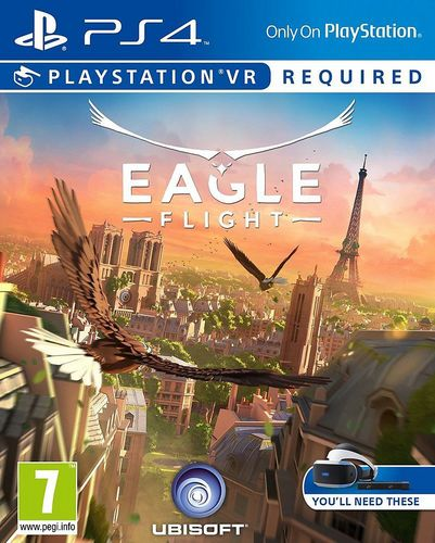 Eagle Flight VR [PS4]