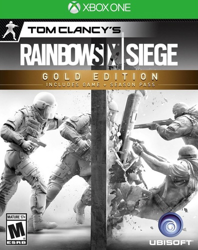 Rainbow Six Siege Gold [XONE]