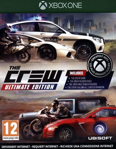 The Crew Ultimate Edition [XONE]