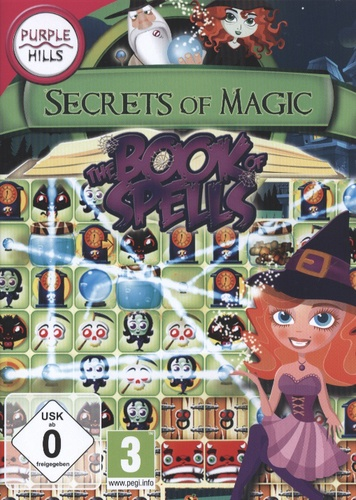 Purple Hills: Secrets of Magic - The Book of Spells