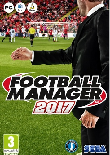 Football Manager 2017 Limited