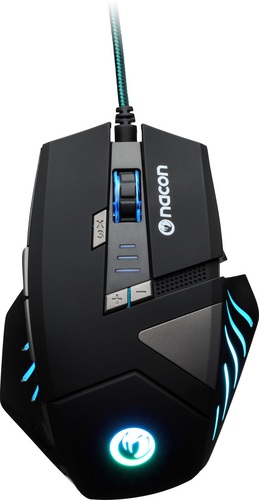 GM-300 Optical Gaming Mouse 2500 DPI