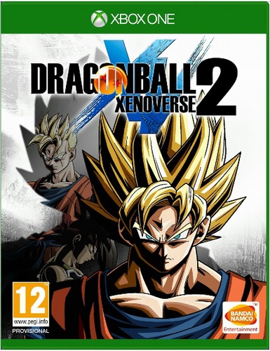 Dragon Ball Xenoverse 2 [XONE] (D,F,I)