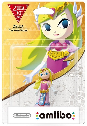 amiibo The Legend of Zelda 30th: Zelda - The Wind Waker