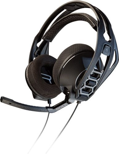 RIG 500HS Stereo Gaming Headset - black [PS4]