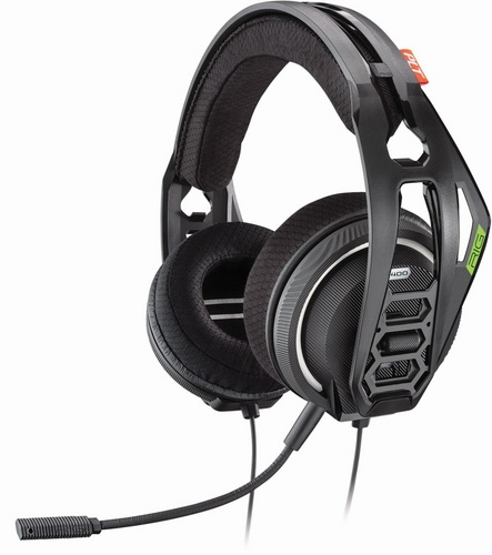 RIG 400HX Stereo Gaming Headset - black [XONE]