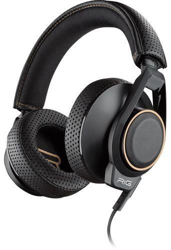RIG 600 High Fidelity Stereo Gaming Headset - black