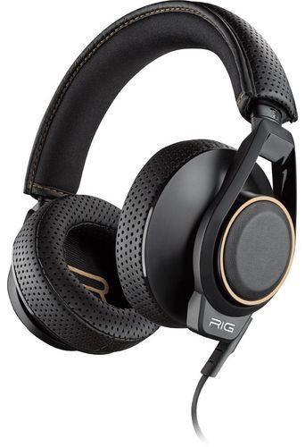 RIG 600 High Fidelity Stereo Gaming Headset - black