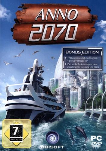 Pyramide: Anno 2070 Bonusedition