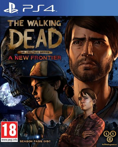 The Walking Dead - The Telltale Series: A New Frontier [PS4]