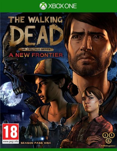 The Walking Dead - The Telltale Series: A New Frontier [XONE]