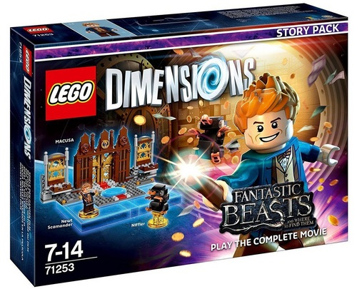 LEGO Dimensions Story Pack - Fantastic Beasts