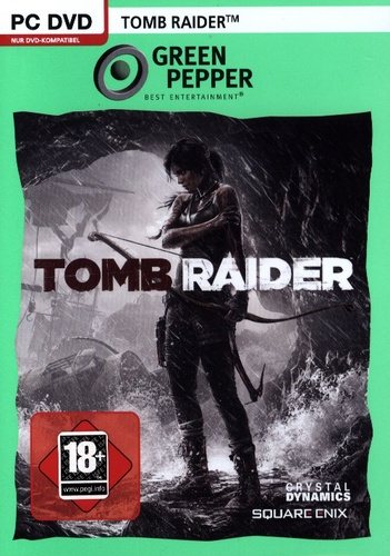 Green Pepper: Tomb Raider