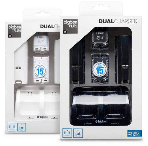 Dual Charger - assorted