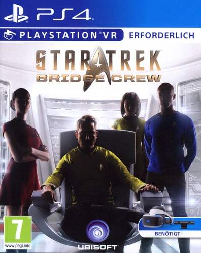 Star Trek - Bridge Crew [PS4]