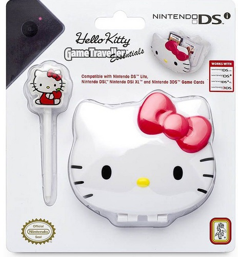 Hello Kitty Gamebox + Stylus