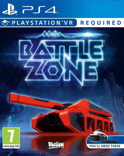 Battlezone VR [PS4]