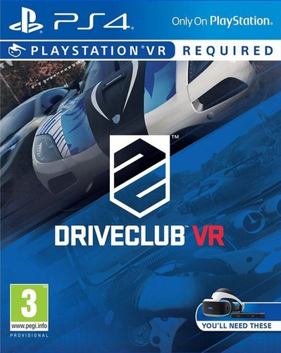 DriveClub VR [PS4]