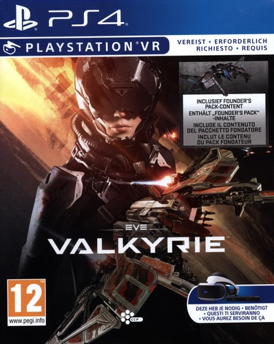 EVE: Valkyrie VR [PS4]