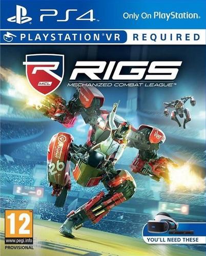 RIGS: Mechanized Combat League VR [PS4]