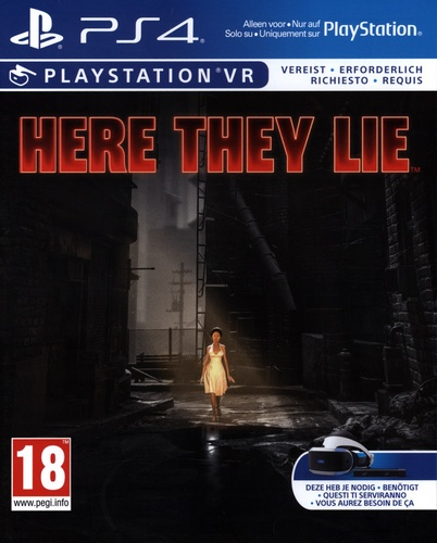 Here They Lie VR [PS4]