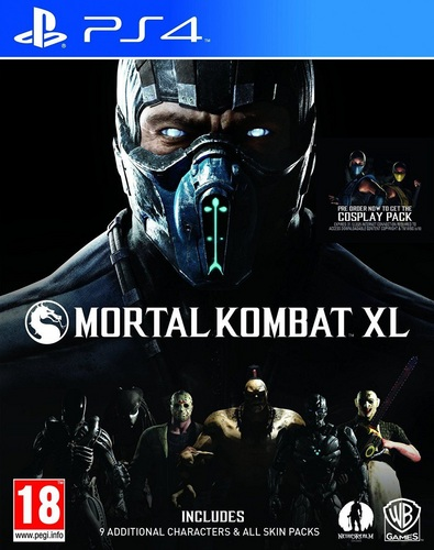 Mortal Kombat XL [PS4]