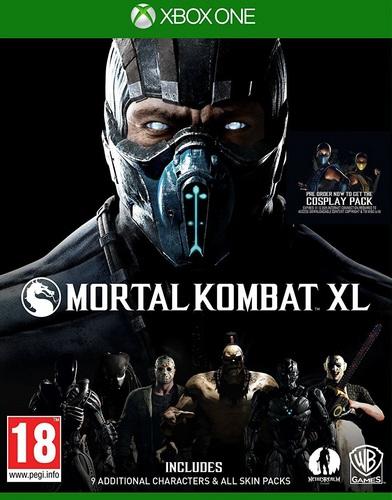 Mortal Kombat XL [XONE]