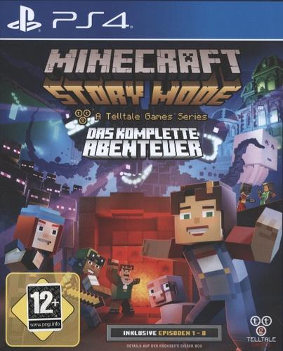 Minecraft Story Mode - Das komplette Abenteuer [PS4]